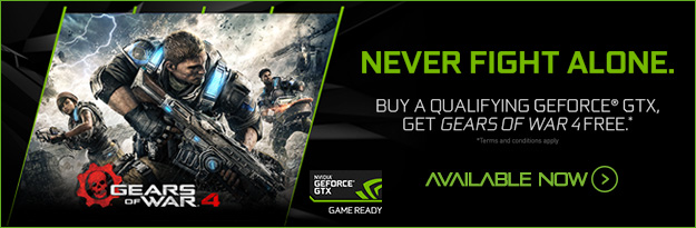 Nvidia Gears of War