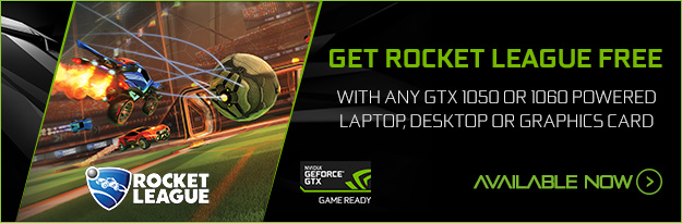 Nvidia Rocket League