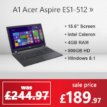 Refurbished Acer Aspire ES1-512