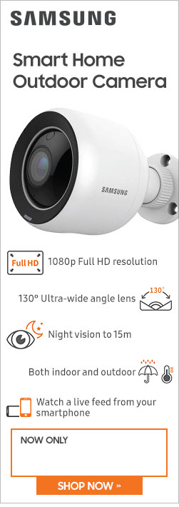 Samsung Smart Home Outdoor Camera