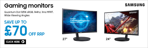 Samsung Gaming Monitors