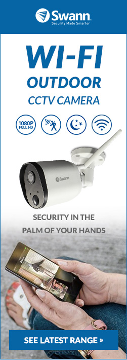 Swann Wifi Outdoor CCTV