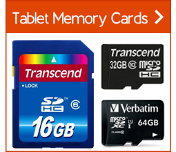 Tablet Memory Cards