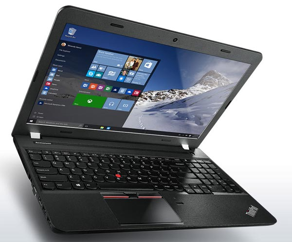 Lenovo ThinkPad business laptop