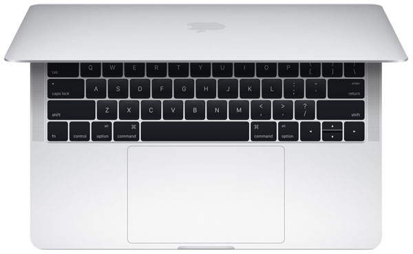MacBook Pro 2016 Force Touch trackpad
