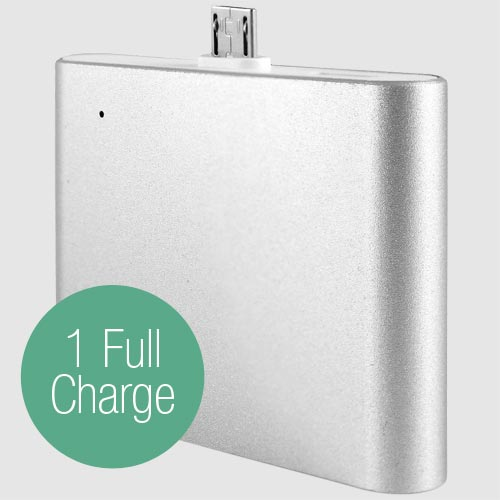 Mini Power Bank for Android smartphones