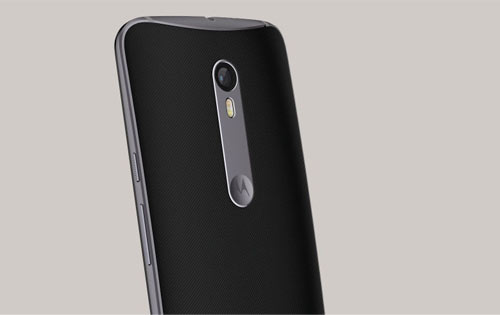 Moto X Style crisp, clear and powerful audio
