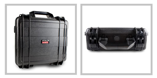 PFHCM01 hardshell drone carry case