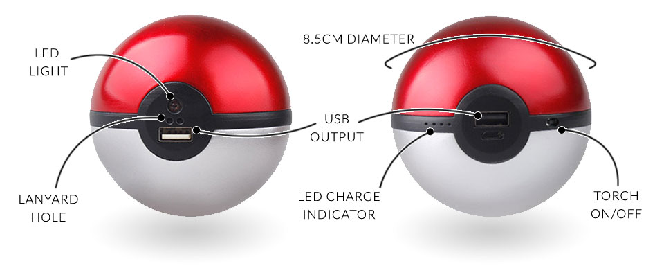 Pokeball spec