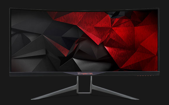 Acer Predator X34A curved gaming monitor
