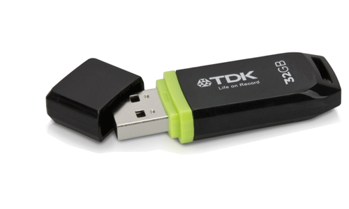 TDK 32GB Flashdrive