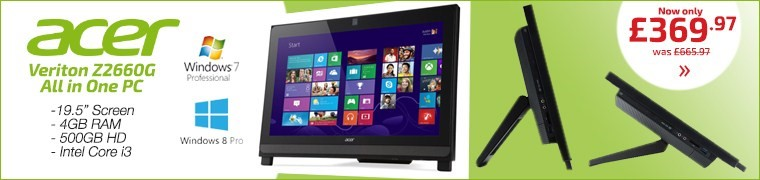 Acer Veriton All in One PC