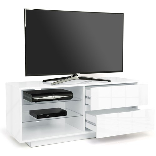Gallus TV cabinet white