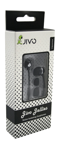 Jivo Jellies Headphones