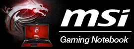 MSI Gaming Series Laptops