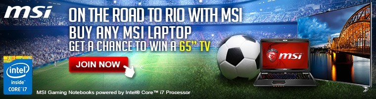 MSI World Cup Promotion