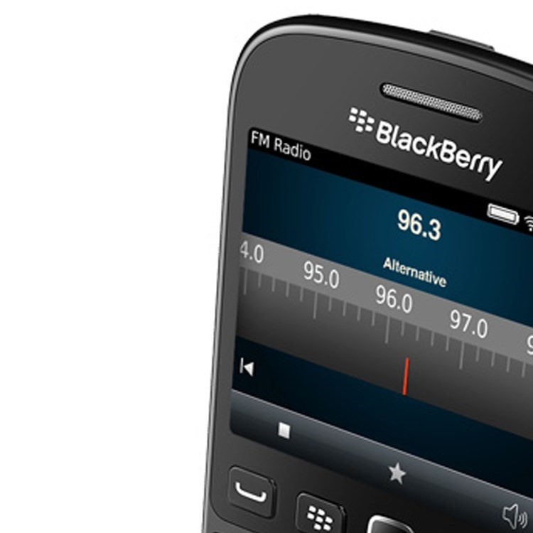 Blackberry 9720 features