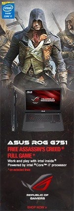 Asus Gaming Laptop - Free Assassins Creed Download