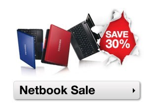 boxing day sale - netbooks