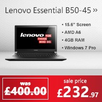 Lenovo Essential M50-45 Laptop