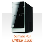 Gaming PCs under £500