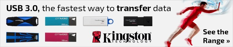 Kingston USB 3.0 Flash Drives