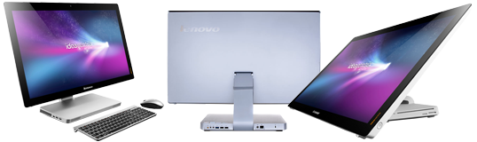 lenovo ideacenter all in one desktops