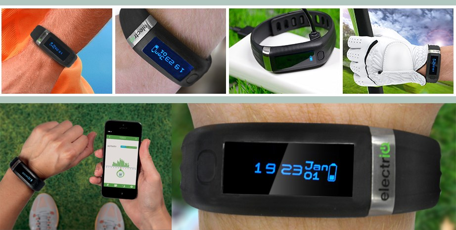 isport health band