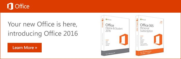 Office 16 Launch