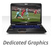 dedicated graphics