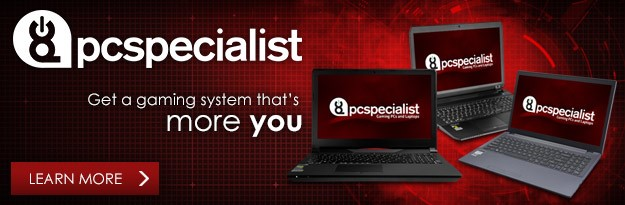 PC Specialist Gaming Systems