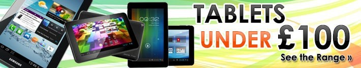 Tablets Under �100