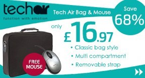 Tech Air bag with Free Mouse