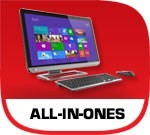 toshiba All-in-ones