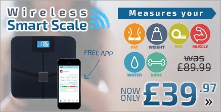 Wireless Smart Scales