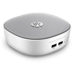 Hewlett Packard HP Pavilion Mini 300 Pentium 3558U 4GB 500GB Windows 8.1 Mini Desktop