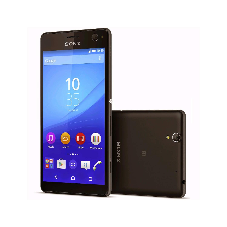 Sony Xperia C4 Black 16GB Unlocked & SIM Free